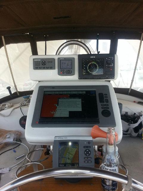 Irwin 46 Center Cockpit Ketch, 1981 sailboat