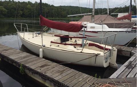 J/24, 1978 sailboat