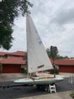 Johnson 16, 1981 sailboat