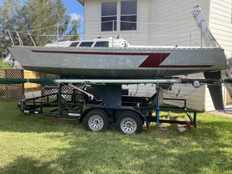 Kirby 23, 1986 sailboat