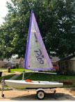 Laser Pico, 2000 sailboat