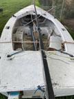 1971 Lightning 19 sailboat