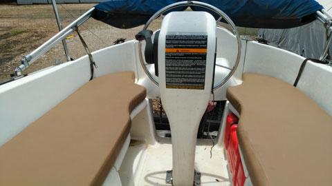 MacGregor 26M Super Sport Special Edition, 2010 sailboat