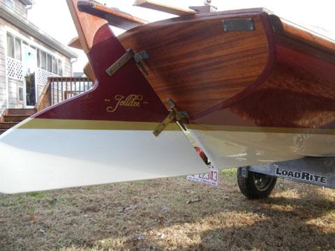 Melonseed Skiff, 2013 sailboat