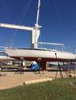 1982 Merit 25 sailboat
