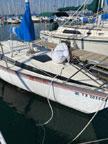 1983 Merit 25 sailboat