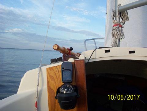 Montgomery 15, 2009 sailboat