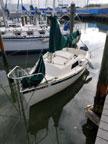 1986 Montgomery 15 sailboat