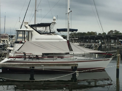 Morgan 36-5, 1983 sailboat