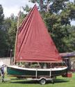 1985 Florida Bay Mud Hen sailboat