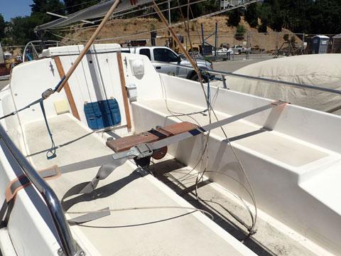 Newport 16, 1973 sailboat
