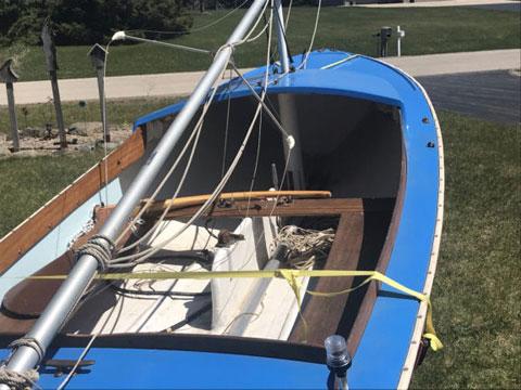 O'Day Daysailer I, 1959 sailboat