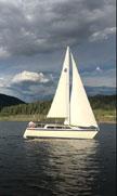 1987 Oday 272 sailboat