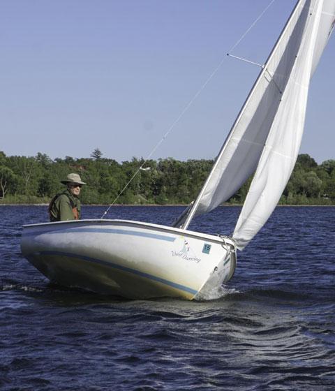 O'Day Javalin, 1977 sailboat