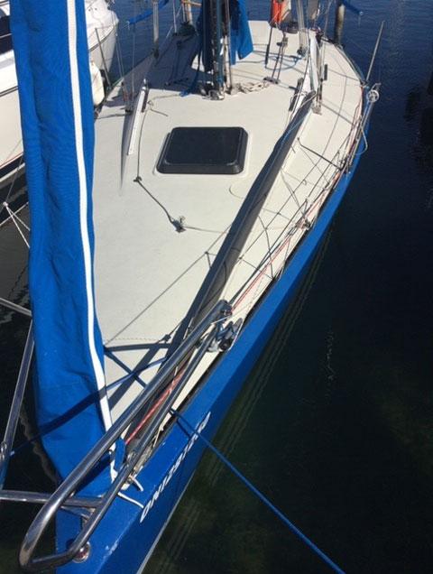 Olson 29, 1986 sailboat