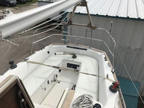 Pacific Seacraft Dana 24', 1986 sailboat