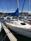 1986 Pearson 28, sailboat