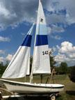 1988 Precision 16 sailboat