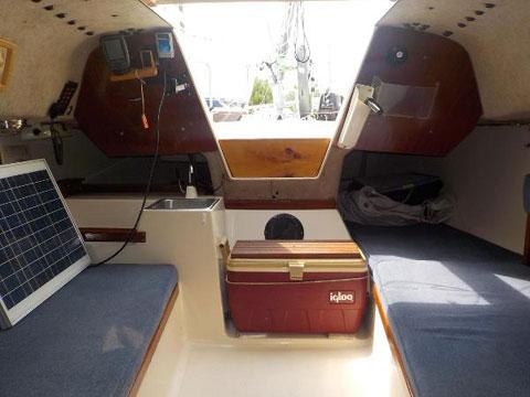 Precision 23, 1988 sailboat