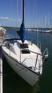 1986 Precision 23 sailboat