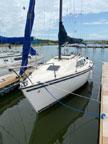 1992 Precision 27 sailboat