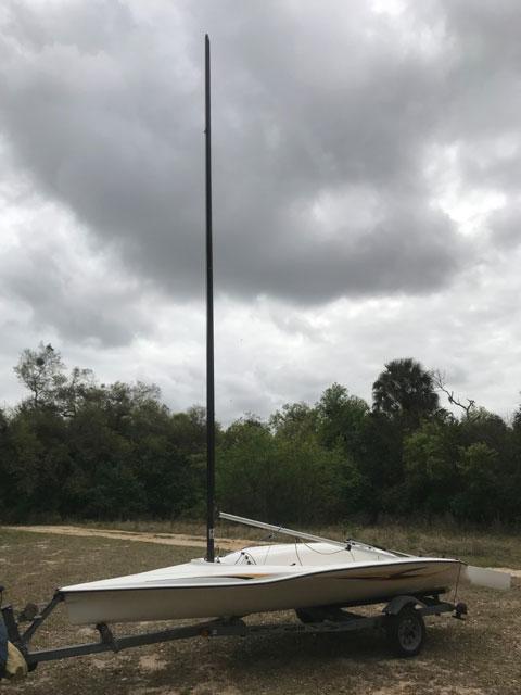 Raider Sport 16, 2005 sailboat