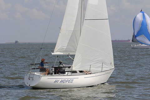 Ranger 28, 1977 sailboat