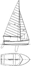 Rhodes Robin, sailboat