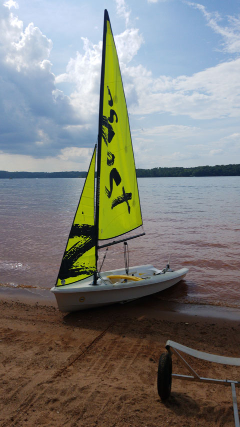 RS Sailing Zest Sailboat, 2018,  sailboat