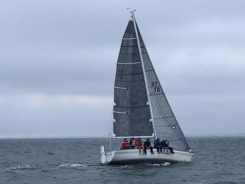 S2 9.1, 1987 sailboat