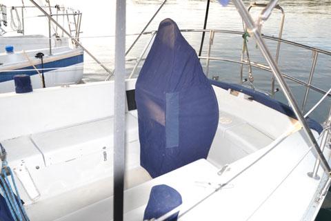 S2-9.2A, 1977 sailboat