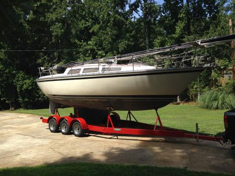 S2 9.2A 1981, 30 ft., 1981 sailboat