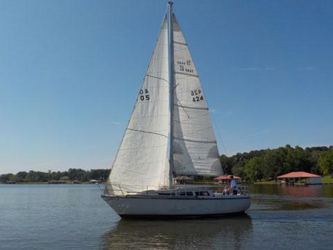 S-2 9.2, 1982 sailboat