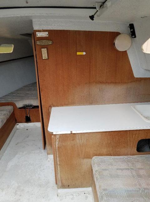 Schock Santana 2023C, 1995 sailboat