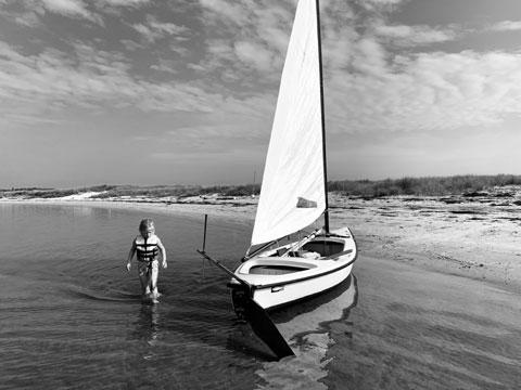Saroca 16, 1991 sailboat