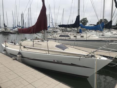 Schock 30' Custom Racer/Day Sailor, 1983 sailboat