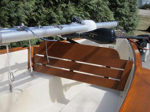 Sea Pearl 21, 1988 sailboat