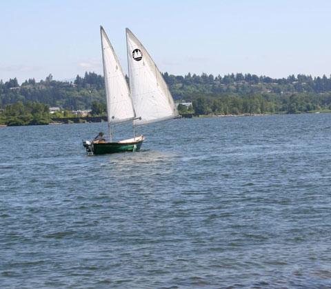 Marine Concepts Sea Pearl 21, 2001 sailboat