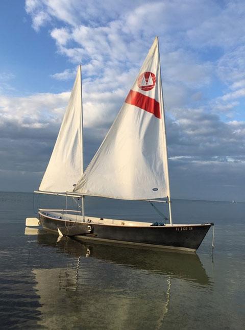 Sea Pearl 21, 1994 sailboat