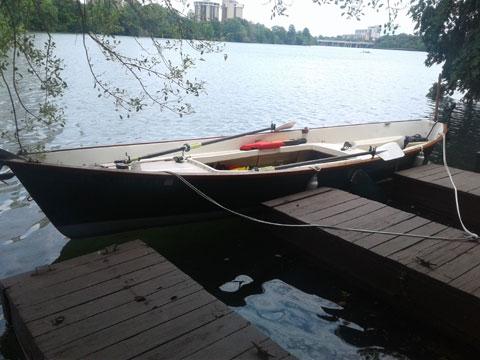 Sea Pearl 21, 1991 sailboat