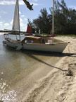 2006 Sea Pearl 21 sailboat