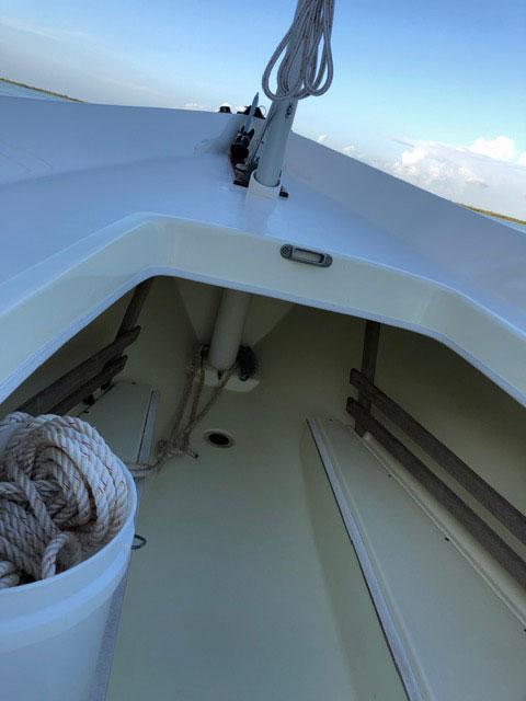 Seapearl Cat Ketch Sailboat, 2008 sailboat