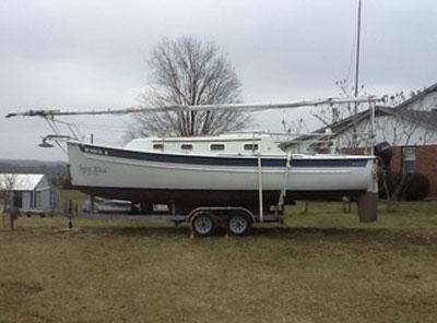 Seaward 25, 1994 sailboat