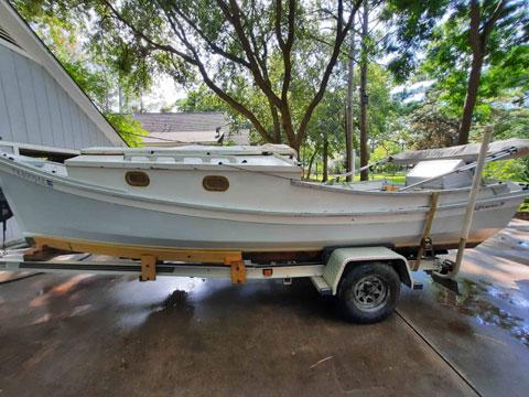 Skiff America 20, 2009 sailboat