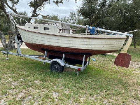 Skipper 20, 1979 sailboat
