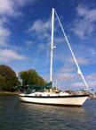 1982 Southern Cross 35 sailboat