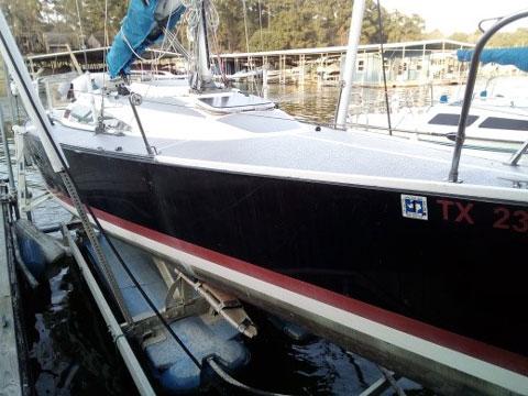 Tartan Pride 27, 1985 sailboat