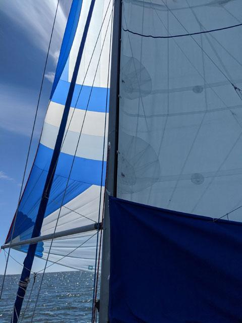 Tartan 33, 1980 sailboat