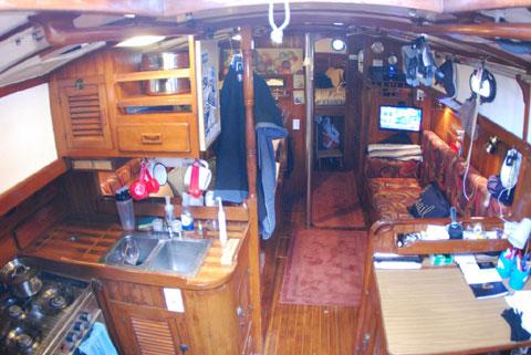 Tayana 37, 1978 sailboat