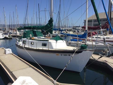 Vancouver 25, 1983 sailboat